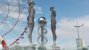 La meva escultura preferida. Pel disseny i el concepte del moviment que tenen