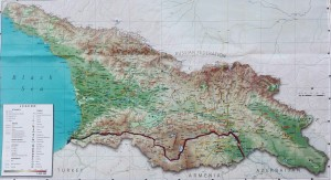 La nostra ruta a Geòrgia