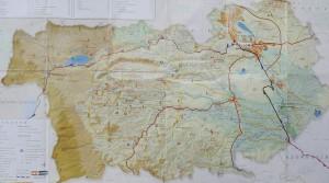 La nostra ruta a Geòrgia. Detall 1 de 3
