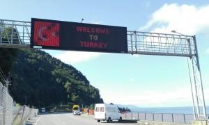 Benvinguts a Turquia!