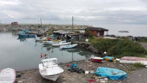 Petit port pesquer