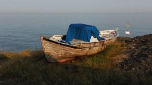 Barca, mar i horitzó