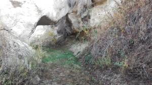 Caminant per bonics, naturals, tranquils, solitaris i un xic remots caminets de la vall Zemi