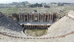 Hierapolis, teatre