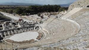Efes, estadi