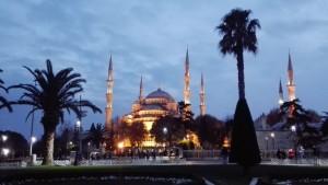 Mesquita Sultanahmet