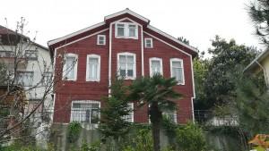 Una casa típica, molt ben restaurada