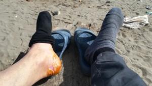 Haig d'acabar de tancar aquesta ferida sigui com sigui, però em costa tant aturar-me i deixar que el cos treballi !