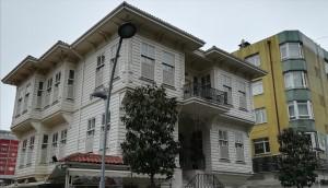 Una casa amb cert estil al centre de Sakarya