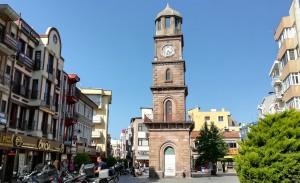 Torre del rellotge a Çanakkale