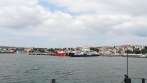 Gelibolu arribant pel mar