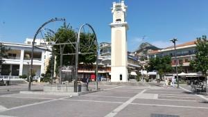 Xanthi, torre del rellotge