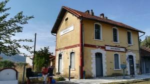 Estació de tren de Nikiforos