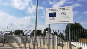 Camp de refugiats, vivendes