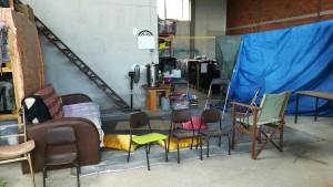 Sala d'espera i descans