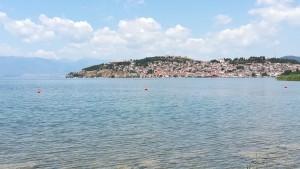 El casc antic d'Ohrid