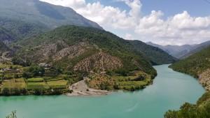 Parc Natural del llac Uleza. Paisatge