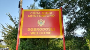 Benvinguts a Montenegro