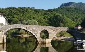 Pont a Rijeka Crnojevica