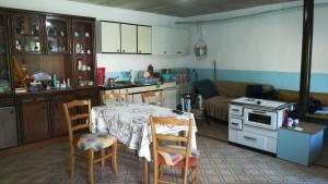 Interior d'una casa