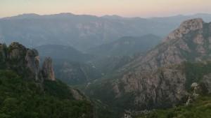 Una impressionant vall ens acomiada de Montenegro i ens rep a Bòsnia-Hercegovina