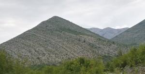 Muntanya típica