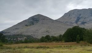 Muntanyes i poble
