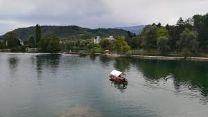 Bihac, parc i riu Una