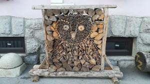 Art en fusta a Delnice