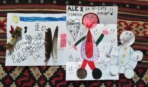 Regal dels nens per Jenn i Àlex (aquest és el meu nom quan viatjo)