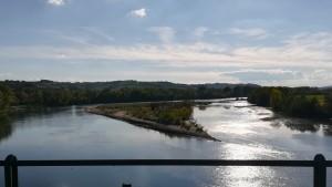 Tornem a creuar el riu Po