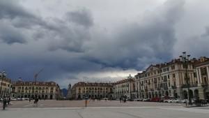 Cuneo, plaça Galimberti