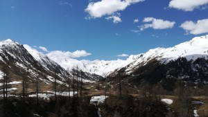 Una vall imponent