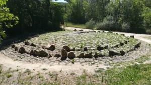 El dolmen de l'Ubac. Una cambra funerària del període neolític datada aproximadament entre els anys -3.300 i -2.900