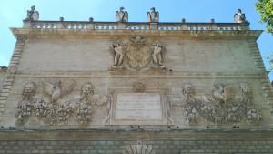Avinyó, façana