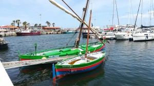 Barca la Senyera