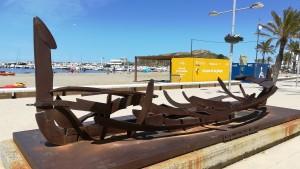 Llançà, monument a la nostra gent del mar