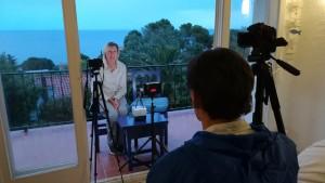 Enregistrament de les entrevistes o testimonials