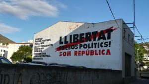 Cadaqués. Llibertat presos polítics i exiliats polítics catalans