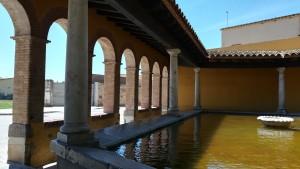 Castelló d'Empúries, rentador públic del s. XIX
