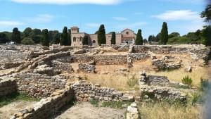 Les ruïnes d'Empúries