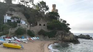 Lloret de Mar. Castell