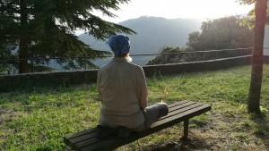 Meditació a Hortsavinyà, un indret perfecte per fer-ho