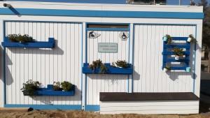Lavabos de platja, públics i gratuïts