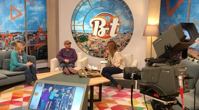 Entrevista a Esplugues TV – Ben Trobats