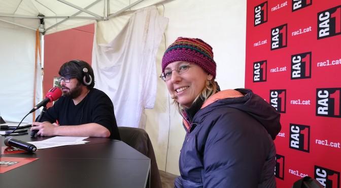 Entrevista a ràdio Rac1 – Via Lliure