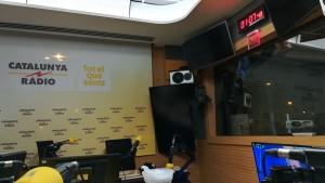 L'entrevista a La Nit dels Ignorants de Catalunya Ràdio. A la 01:07h estem a l'aire