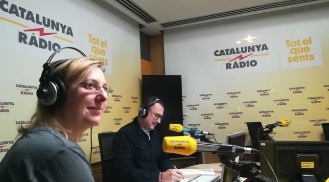 Entrevista a Catalunya Ràdio – La Nit dels Ignorants