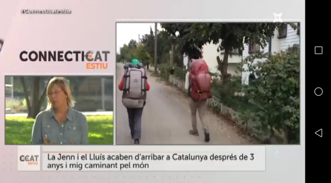 Entrevista a La Xarxa televisió – ConnectiCat