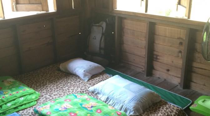 Finding a Safe Place to Sleep: Ban Lan Sang